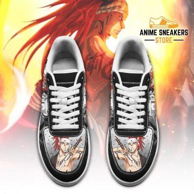 Abarai Renji Sneakers Bleach Anime Shoes Fan Gift Idea Pt05 Air Force