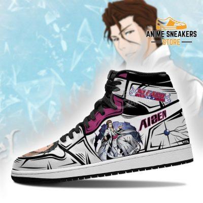 Aizen Bleach Anime Sneakers Fan Gift Idea Mn05 Jd