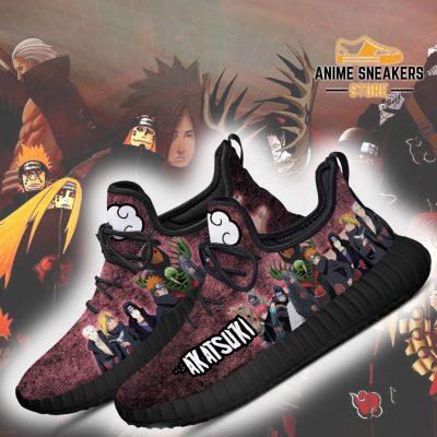 Akatsuki Clan Members Reze Shoes Naruto Anime Fan Gift Idea Tt05