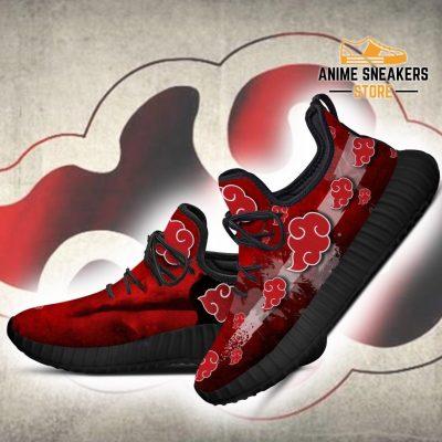 Akatsuki Cloud Reze Shoes Naruto Anime Fan Gift Idea Tt05
