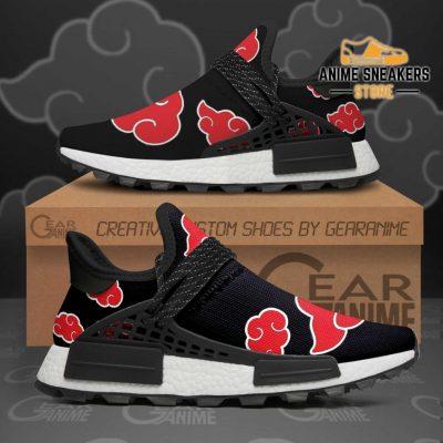 Akatsuki Cloud Shoes Naruto Custom Tt11 Nmd