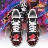 Akatsuki Hidan Sneakers Custom Naruto Anime Shoes Leather Air Force