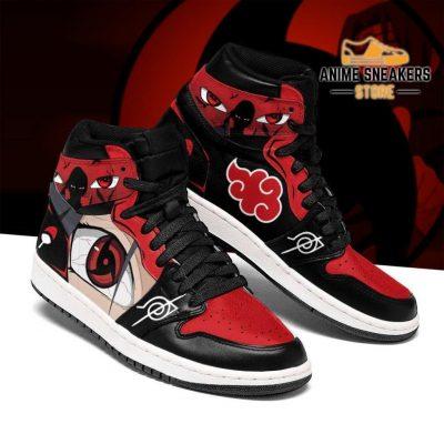Akatsuki Itachi Sneakers Sharingan Eyes Shoes Naruto Anime Jd