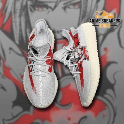 Akatsuki Itachi Shoes Naruto Anime Custom Tt11 Yeezy