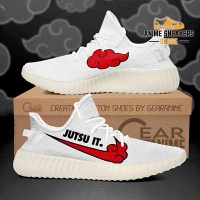 Akatsuki Jutsu It Shoes Naruto Custom Anime Sneakers Tt12 Men / Us6 Yeezy
