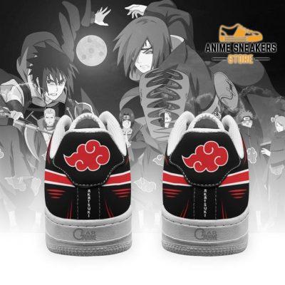 Akatsuki Shoes Custom Naruto Anime Pt10 Air Force