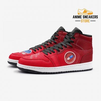 Akira Kaneda Jacket Custom J-Force Shoes Mens
