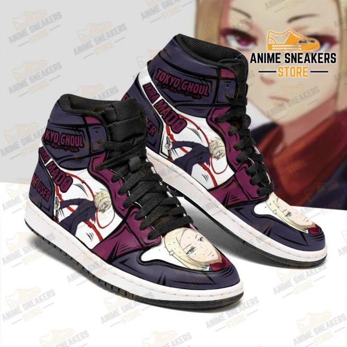 Akira Mado Sneakers Tokyo Ghoul Anime Shoes Mn05 Jd