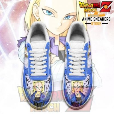 Android 18 Air Force Sneakers Custom Pt501 Shoes