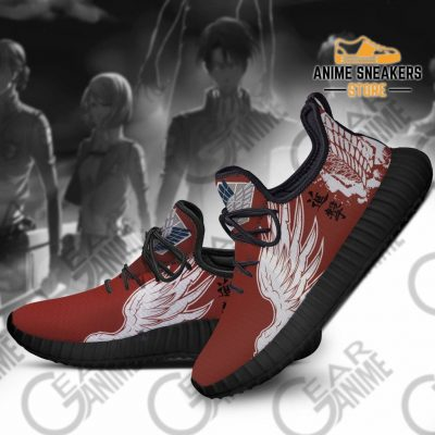 Aot Wings Of Freedom Scout Reze Shoes Attack On Titan Custom Tt11