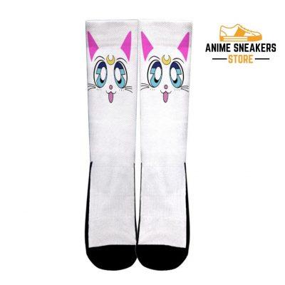 Artermis Cat Socks Sailor Moon Uniform Anime