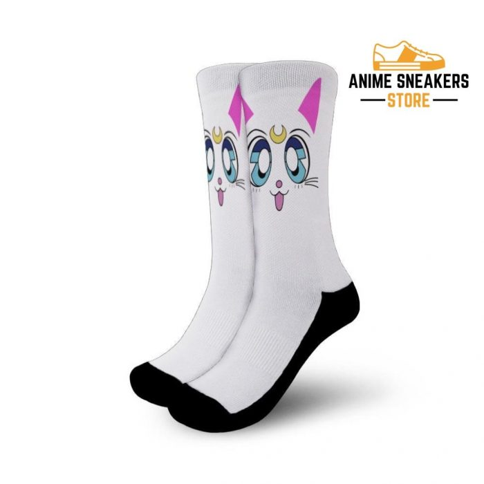 Artermis Cat Socks Sailor Moon Uniform Anime Small