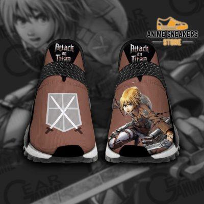 Aot Armin Arlert Shoes Attack On Titan Anime Tt11 Men / Us6 Nmd