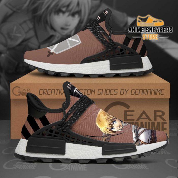 Aot Armin Arlert Shoes Attack On Titan Anime Tt11 Nmd