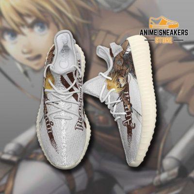 Armin Arlert Shoes Attack On Titan Custom Anime Sneakers Tt10 Yeezy