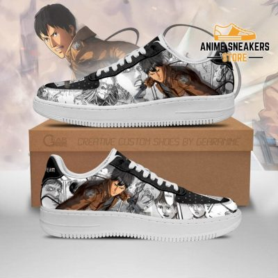 Aot Bertholdt Sneakers Attack On Titan Anime Shoes Mixed Manga Men / Us6.5 Air Force