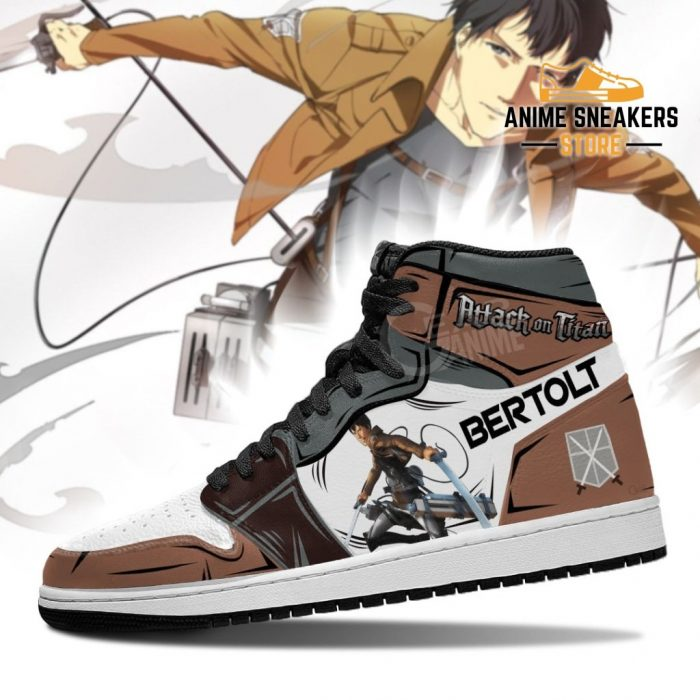 Bertolt Sneakers Attack On Titan Anime Jd