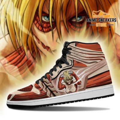 Female Titan Sneakers Attack On Anime Jd