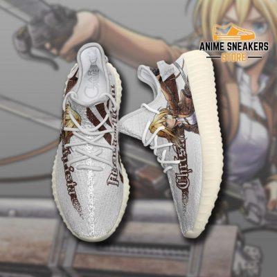Historia Reiss Shoes Attack On Titan Custom Anime Sneakers Tt10 Yeezy