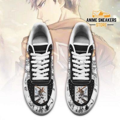 Aot Jean Sneakers Attack On Titan Anime Shoes Mixed Manga Air Force