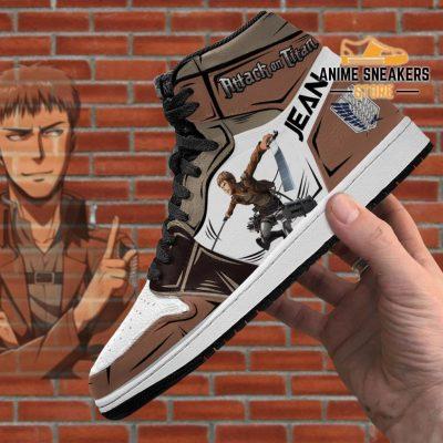 Jean Kirstein Sneakers Attack On Titan Anime Jd