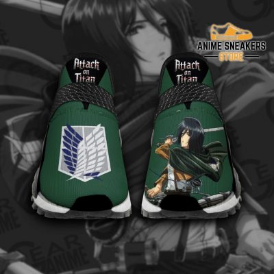 Mikasa Shoes Scout Team Attack On Titan Anime Tt11 Men / Us6 Nmd