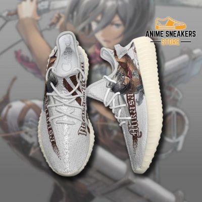 Mikasa Shoes Attack On Titan Custom Anime Sneakers Tt10 Yeezy