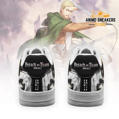 Aot Scout Erwin Sneakers Attack On Titan Anime Shoes Mixed Manga Air Force