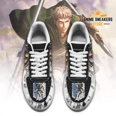 Aot Scout Jean Sneakers Attack On Titan Anime Shoes Mixed Manga Air Force