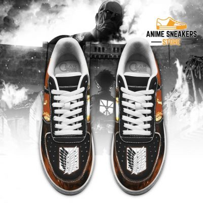 Attack On Titan Shoes Aot Anime Custom Pt10 Air Force