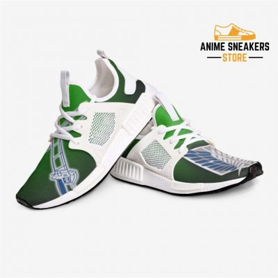 Attack On Titan Survey Corps Grn Custom Nomad Shoes Mens