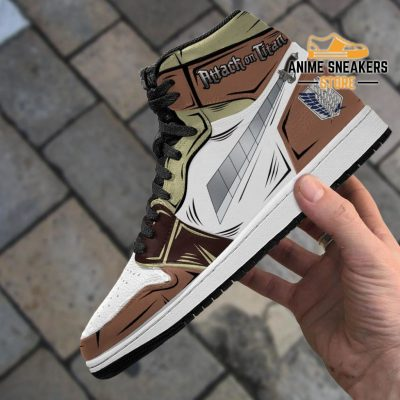 Attack On Titan Sword Sneakers Aot Anime Jd
