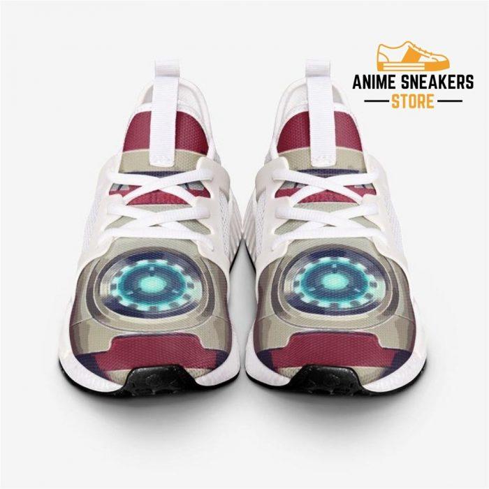Avengers Ironman Custom Nomad Shoes Mens