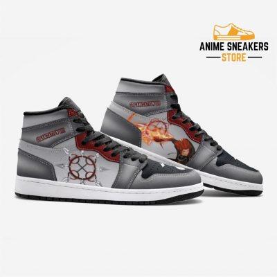 Axel Chakram Kingdom Hearts Custom J-Force Shoes Mens