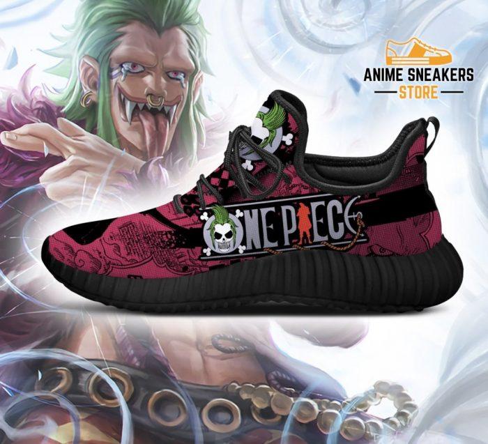 Bartolomeo Reze Shoes One Piece Anime Fan Gift Idea Tt04