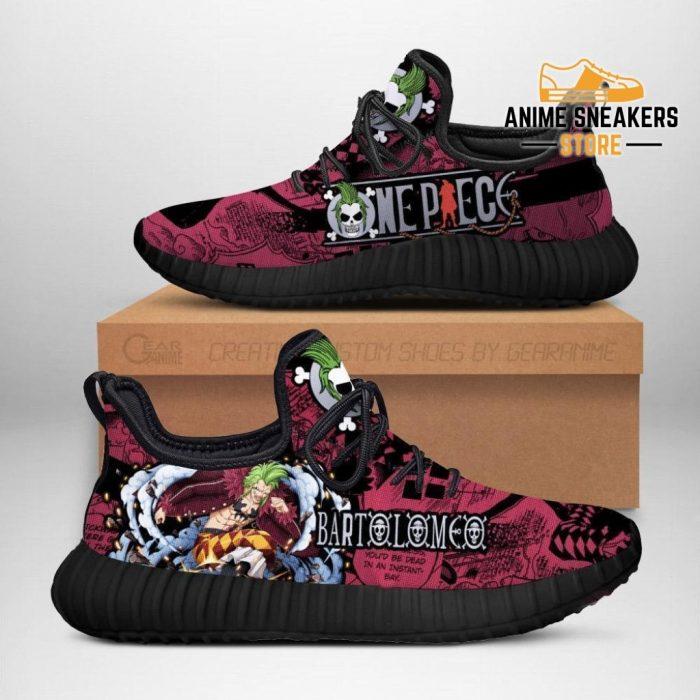 Bartolomeo Reze Shoes One Piece Anime Fan Gift Idea Tt04 Men / Us6