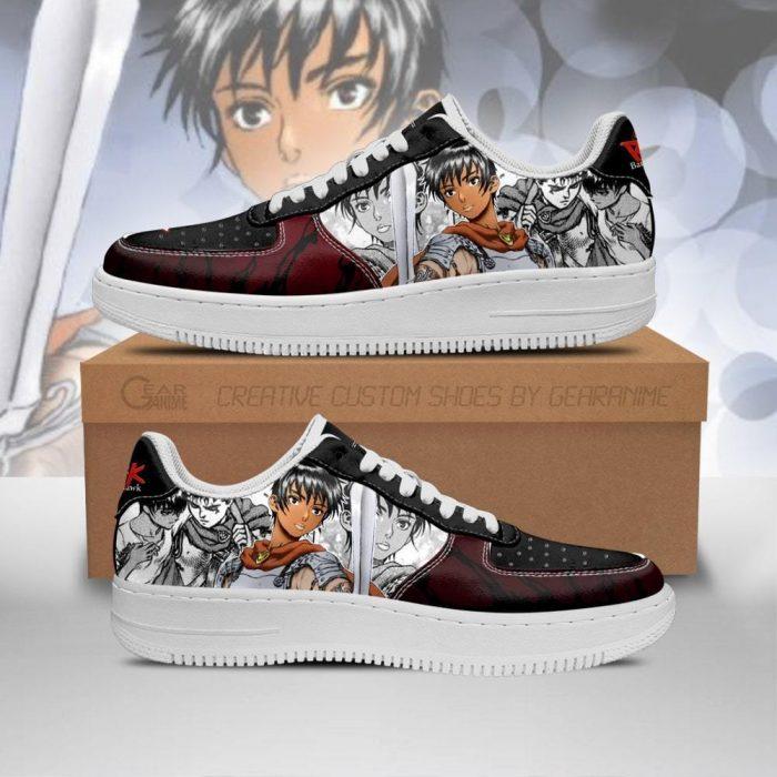 Berserk Casca Sneakers Berserk Anime Shoes Mixed Manga Men / US6.5 Official Berserk Merch