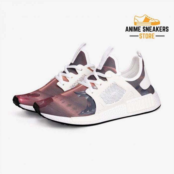 Berserk Custom Nomad Shoes 3 / White Mens