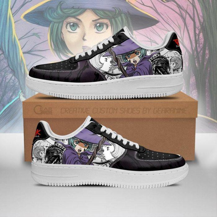 Berserk Schierke Sneakers Berserk Anime Shoes Mixed Manga Men / US6.5 Official Berserk Merch