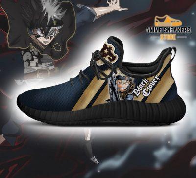 Black Clover Asta Reze Shoes Bull Knight Anime Sneakers