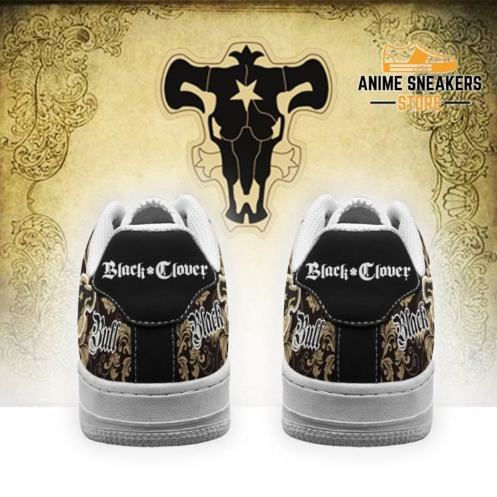 Black Clover Shoes Magic Knights Squad Bull Sneakers Anime Air Force
