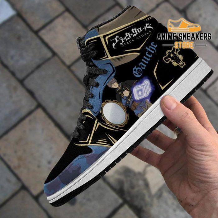 Black Bull Gauche Sneakers Clover Anime Shoes Jd