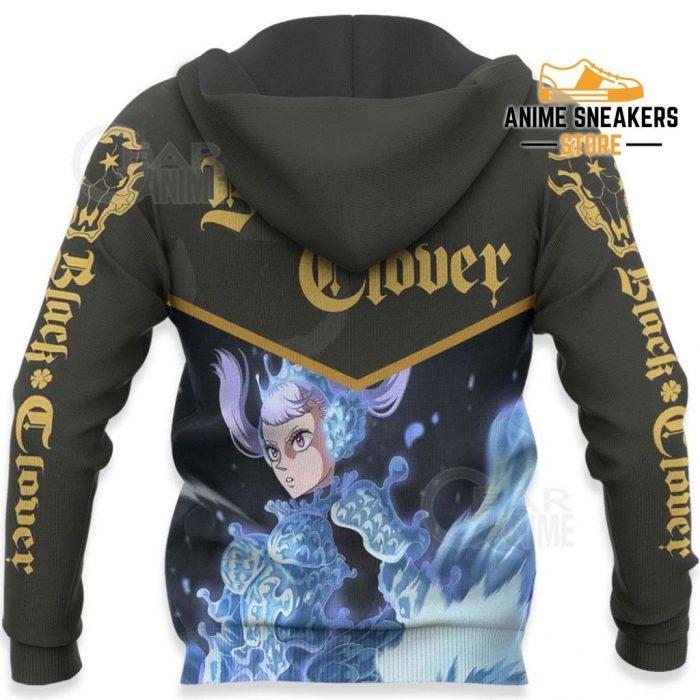 Black Bull Noelle Silva Custom Shirt Clover Anime Jacket Va11 All Over Printed Shirts