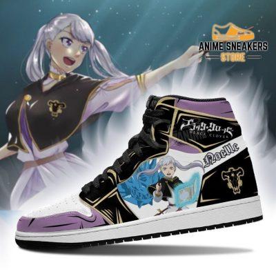 Black Bull Noelle Silva Sneakers Clover Anime Shoes Jd