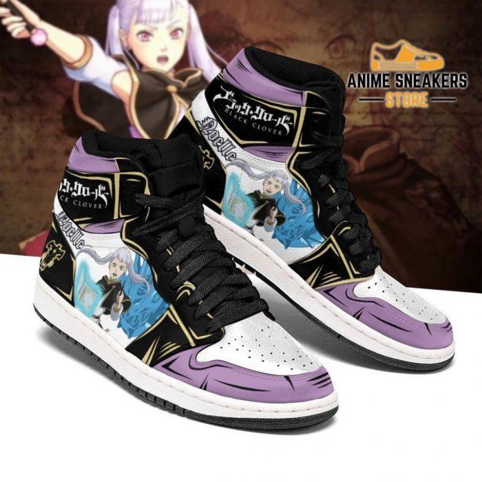 Black Bull Noelle Silva Sneakers Clover Anime Shoes Men / Us6.5 Jd