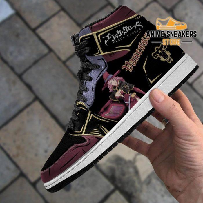 Black Bull Vanessa Sneakers Clover Anime Shoes Jd