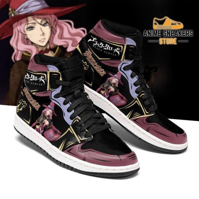 Black Bull Vanessa Sneakers Clover Anime Shoes Men / Us6.5 Jd