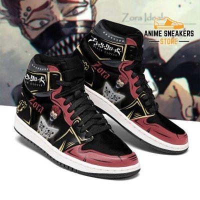 Black Bull Zora Ideale Sneakers Clover Anime Shoes Men / Us6.5 Jd