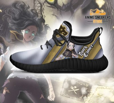 Black Clover Charmy Reze Shoes Bull Knight Anime Sneakers