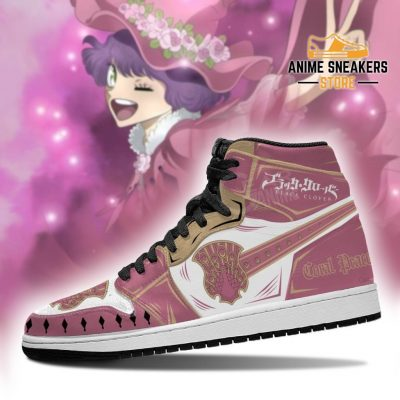Coral Peacock Magic Knight Sneakers Black Clover Anime Jd